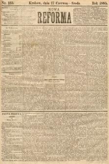 Nowa Reforma. 1885, nr135