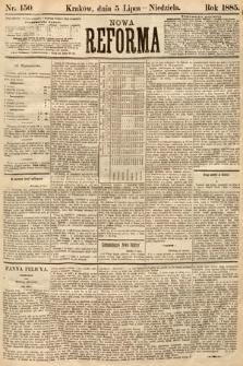 Nowa Reforma. 1885, nr150