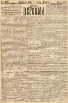 Nowa Reforma. 1885, nr160