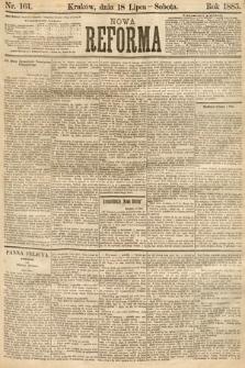 Nowa Reforma. 1885, nr161
