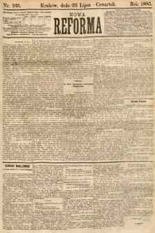 Nowa Reforma. 1885, nr165