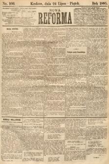 Nowa Reforma. 1885, nr166