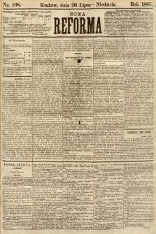 Nowa Reforma. 1885, nr168