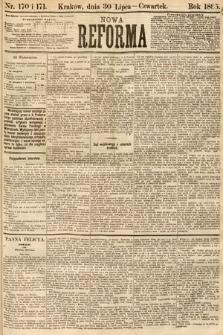 Nowa Reforma. 1885, nr170 i 171