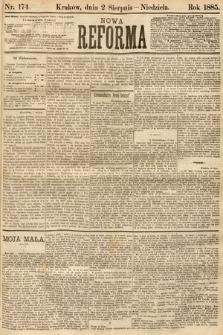 Nowa Reforma. 1885, nr174