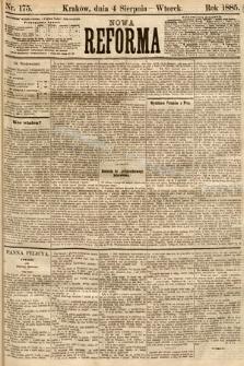 Nowa Reforma. 1885, nr175