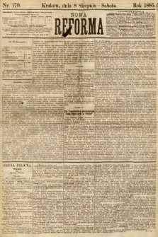 Nowa Reforma. 1885, nr179