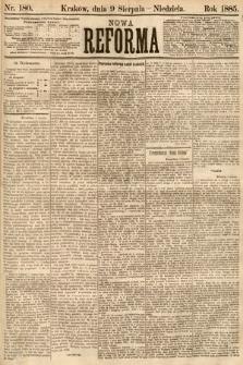 Nowa Reforma. 1885, nr180