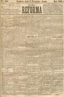Nowa Reforma. 1885, nr199
