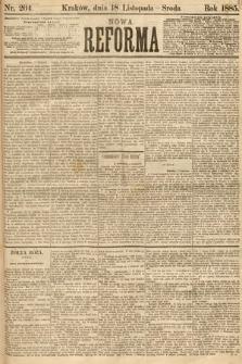 Nowa Reforma. 1885, nr264