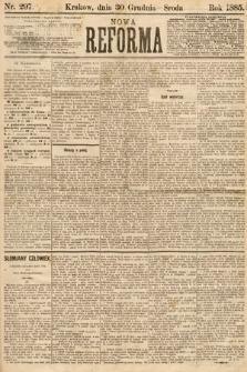 Nowa Reforma. 1885, nr297