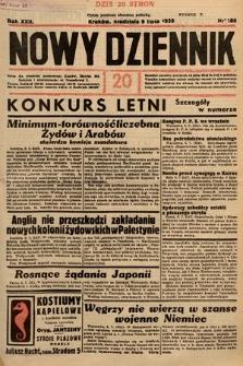 Nowy Dziennik. 1939, nr186