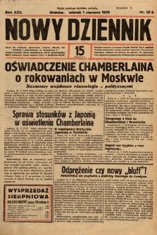 Nowy Dziennik. 1939, nr209