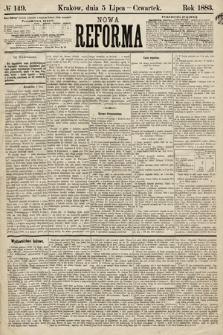 Nowa Reforma. 1883, nr149
