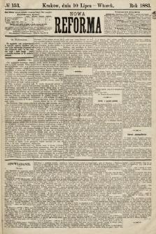 Nowa Reforma. 1883, nr153