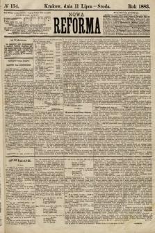 Nowa Reforma. 1883, nr154