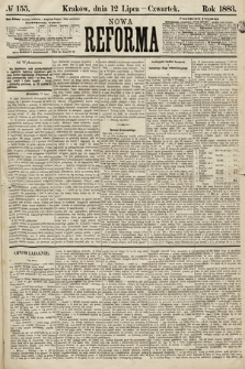 Nowa Reforma. 1883, nr155