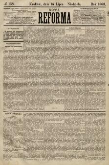 Nowa Reforma. 1883, nr158