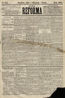 Nowa Reforma. 1883, nr172