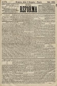 Nowa Reforma. 1883, nr174