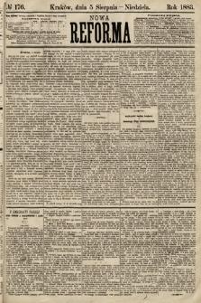 Nowa Reforma. 1883, nr176