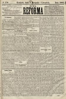 Nowa Reforma. 1883, nr179