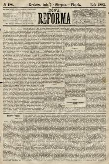 Nowa Reforma. 1883, nr180