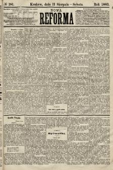 Nowa Reforma. 1883, nr181