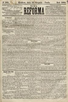 Nowa Reforma. 1883, nr189
