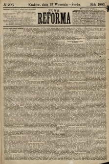 Nowa Reforma. 1883, nr206