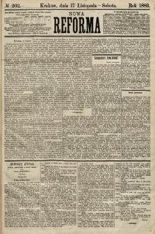 Nowa Reforma. 1883, nr262