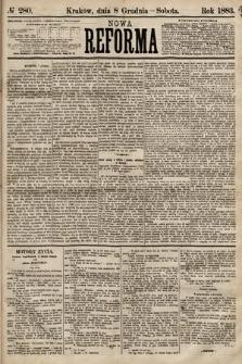 Nowa Reforma. 1883, nr280
