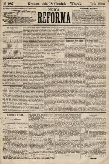 Nowa Reforma. 1883, nr287