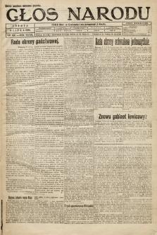 Głos Narodu. 1920, nr156