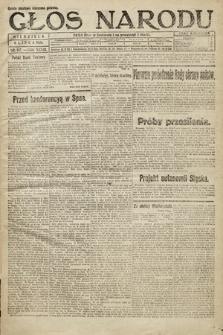 Głos Narodu. 1920, nr157