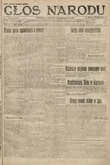 Głos Narodu. 1920, nr168