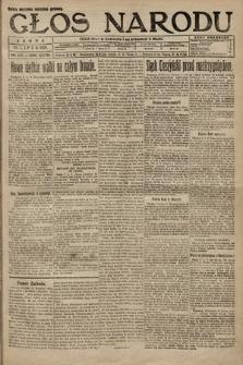 Głos Narodu. 1920, nr177