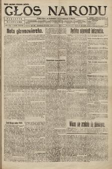 Głos Narodu. 1920, nr178