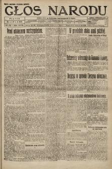 Głos Narodu. 1920, nr179
