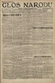 Głos Narodu. 1920, nr180