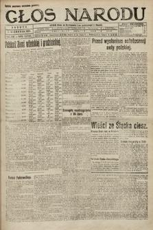 Głos Narodu. 1920, nr186