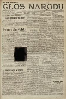 Głos Narodu. 1920, nr189