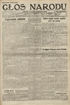 Głos Narodu. 1920, nr190