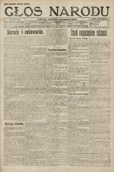 Głos Narodu. 1920, nr191