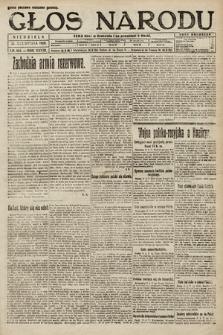 Głos Narodu. 1920, nr193