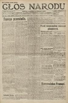 Głos Narodu. 1920, nr194