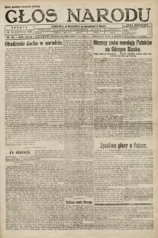 Głos Narodu. 1920, nr199