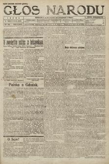 Głos Narodu. 1920, nr208