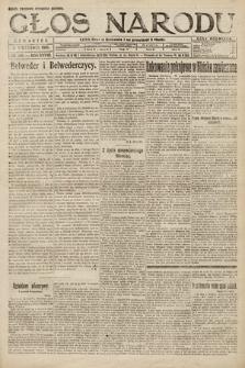Głos Narodu. 1920, nr209