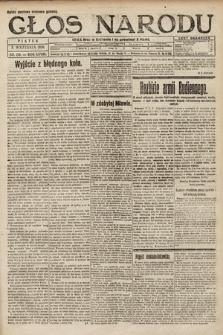 Głos Narodu. 1920, nr210